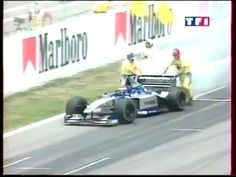 F1 - Grand Prix d'Espagne - départ - 1999 Grand Prix, Racing, Youtube, Formula 1, Spain, Auto Racing, Lace, Youtubers, Youtube Movies