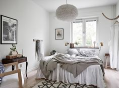 This Bedroom Trend Will Inspire You to Sleep In via @MyDomaine