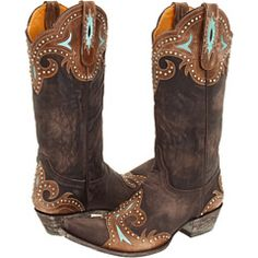 CowGIRL boots. #cute