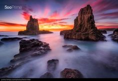 Cathedral Rock - stock photo