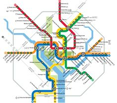 Hotels In Washington DC Near the Metro