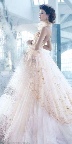 Lazaro Bridal Couture