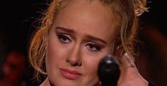 Adele Messes Up Grammy Tribute To George Michael - See The Moment She Knew Something Was Wrong Adele Before, Goodbye My Love, True Legend, Choose Life, The Minute, George Michael, Types Of Music, Girl Photos, Rap