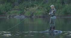 WOMEN'S FLY-FISHING offered by Becoming an Outdoors Woman California. Info here > http://www.womensoutdoornews.com/2014/07/becoming-outdoors-woman-fly-fishing-workshop-california/  #ladyangler #flyfishingforwomen Becoming an Outdoors-Woman fly-fishing workshop in California