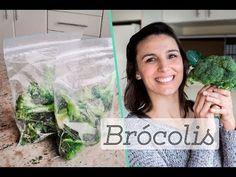 BRÓCOLIS: uma forma simples de preparar e armazenar (atualizado) - YouTube