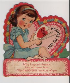 Vintage Hearts to You!!