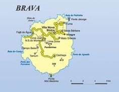 Brava, Cape Verde where my mom's side of my family is from#TeamCapeVerdean