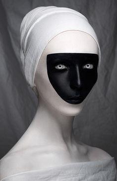 White Renaissance by Alex Malikov, Digital art, Composition Creative Makeup, Creative Art, Renaissance, White Art, Black And White, Near Dark, Art Visage, Cool Makeup Looks, Human Poses Reference