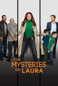 With Debra Messing, Laz Alonso, Josh Lucas, Charles Reina. A single mom NYPD homicide detective cracks case after case while raising wild twin boys and locking horns with her less than helpful police detective ex-husband.
