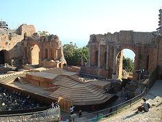 Taormine - Sicile