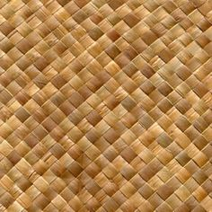 Lobby Ceiling Material - Fine Weave Matting Bamboo Cabana Wall Covering x Bamboo Panels, Bamboo Wall, Bamboo House, Kitchen Wall Covering, Wall Covering Ideas, Cabana, Ceiling Materials, Tiki Decor, Console