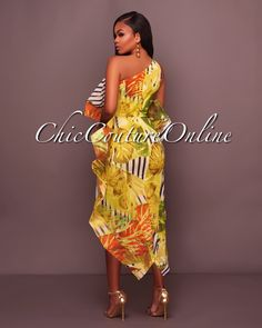Chic Couture Online - Maura Lime Green Ruffle Single Shoulder Dress,  (http://www.chiccoutureonline.com/maura-lime-green-ruffle-single-shoulder-dress/)