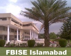 BISE Federal Board 10th Class SSC Part II Result 2013