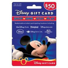 Purchase Disney Gift Cards at Kroger (or Giant Eagle) to help save money. earn fuel perks and not have to carry around a credit card at the park? Disney World 2017, Disney World Vacation, Disney Cruise, Disney Vacations, Disney Planning, Disney Tips, Disney Love, Disney Mickey, Disney Ideas