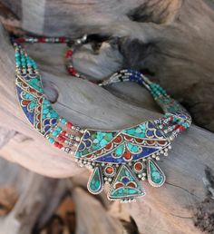 Shristi Necklace — Rica