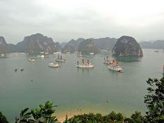 Había de Ha Long en Vietnam