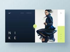 Nike Future 2 nike fashion homepage app web hero branding web design brand minim... - #app #Brand #Branding #design #fashion #future #hero #Homepage #minim #Nike #Web Site Web Design, Nike Design, Graphisches Design, Email Design, Logo Design, Layout Design, Branding Design, Minimal Web Design, Maquette Site Web