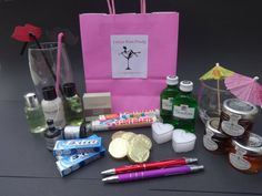 Hey, I found this really awesome Hen Party Bags on Etsy listing at https://www.etsy.com/uk/listing/240228836/hen-party-gift-boxes-luxury-survival?ref=shop_home_active_24