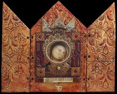 Triptychs - Crafted by Hand - Art Is...You - Your Mixed Media Art Retreats