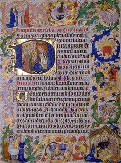 Book of Hours Gysbrecht de Brederode