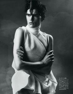 The Virgin Spring (Vogue Japan)