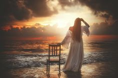 Photoshoot: 'Haunted Ocean' + Interview with TJ Drysdale Photography & Model Victoria J. Yore – Whim Online Magazine Couple Photography, Fine Art Photography, Travel Photography, Visit Florida, Florida Travel, Easy Listening Music, Clearwater Beach, Photo Boards, Photo Essay