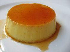Streamlined Crème Caramel