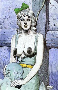 Moebius = Jean Giraud