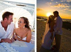 Beach wedding photography #Sunset #Photography #Wedding #Poses #Couples #Love