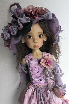 Little Witch Dress for Kaye Wiggs MSD Dolls Dollstown and Similar Sizes Dolls | eBay