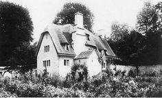 Ernest Gimson's Cottage at Sapperton, Glos.