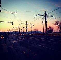 Landscape: Budapest