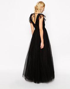 ASOS Premium - Princess - Maxi robe en tulle