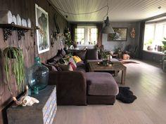 Mustard Living Rooms, Living Room Grey, Living Room Sofa, Living Room Decor, Small Living Room Design, Living Room Designs, Tan Sofa, Small Apartment Decorating, Dream Decor