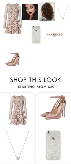 """""""Patricinha"""" by ciana-si on Polyvore featuring moda, For Love & Lemons, Links of London, ban.do e Dolce&Gabbana"""
