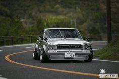 C10 Hakosuka GT-R – 広島でのグリーンピア