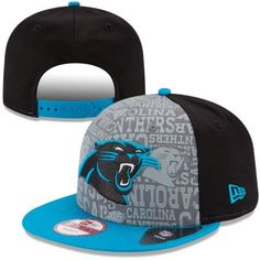 Mens Carolina Panthers '47 Brand Carolina Blue Franchise Fitted Hat