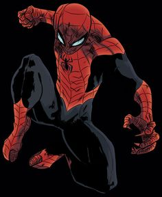 The Superior Spider-man by Daniel Cirilo