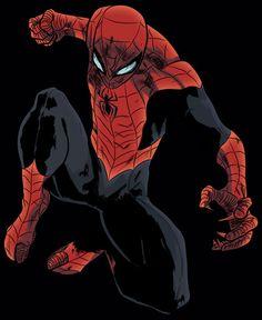 The Superior Spider-Man by Daniele Cirilo