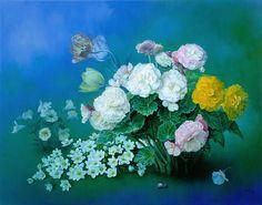 花和静物 - 湾仔网站