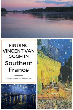 While Vincent Van Gogh's original works are no longer in Provence, it is still possible to find the exact spots where this famous artist found his inspiration.