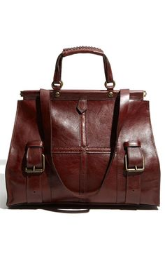 Trento. Nice bag. Love this rich brown!