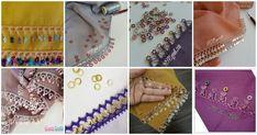 Yıldızlı Kalpli Parlak Pullu Boncuklu 28 Tığ İşi Oya Modeli Crochet Patterns Amigurumi, Chicken Spices, Paper Case, Stuff Stuff, How To Sew, Dyeing Yarn, Bead Crochet, Flower Crochet, Homemade