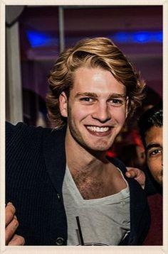 Louis Spencer, nephew of Princess Diana