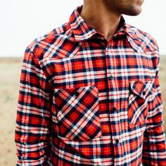 Work Shirt - Topo Designs