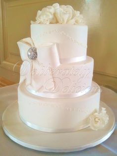 How To Make A Wedding Cake Card Box Diy And