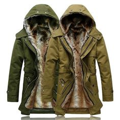 72.02$  Watch here - http://aliahj.worldwells.pw/go.php?t=32764136726 - Casual Men Hooded Velvet Cotton Parkas Zippered Cardigan Male Fashion Thermal Coat 2016 Homme Outerwear Thick Jersey Hoody 72.02$