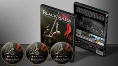 Black Sails - T02 (COMPLETA) - Capa | VITRINE - Galeria De Capas - Designer Covers Custom | Capas & Labels Customizados