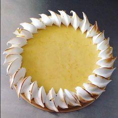 L'incontournable tarte meringuée au citron de Menton