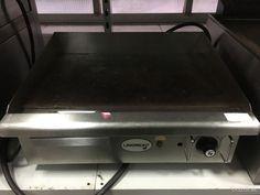 Nerezový stolný gril Linorex- gastro Griddle Pan, Kitchen, Cooking, Grill Pan, Kitchens, Cuisine, Cucina